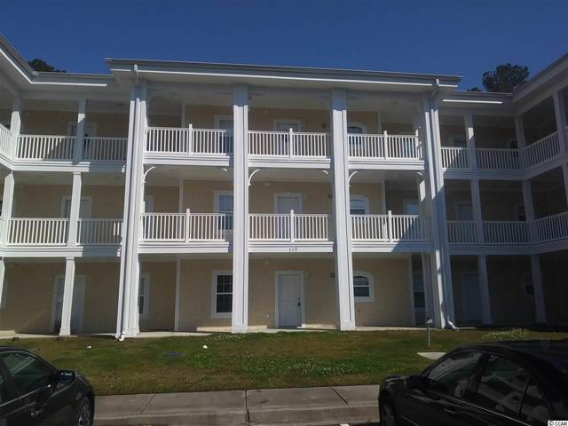 117 South Shore Blvd. #103, Longs, SC 29568 (MLS #2005301) :: The Greg Sisson Team with RE/MAX First Choice