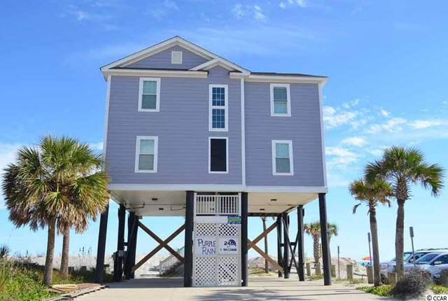 240 S Waccamaw Dr., Garden City Beach, SC 29576 (MLS #2005306) :: Jerry Pinkas Real Estate Experts, Inc