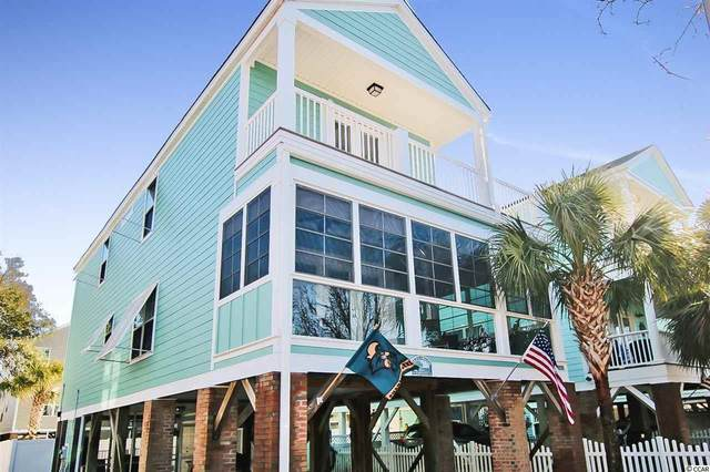 114-A 16th Ave. S, Surfside Beach, SC 29575 (MLS #2005337) :: The Litchfield Company