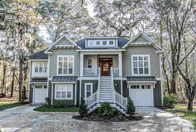 1033 Tuckers Rd., Pawleys Island, SC 29585 (MLS #2005391) :: The Trembley Group | Keller Williams