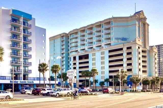2501 S Ocean Blvd. #1017, Myrtle Beach, SC 29577 (MLS #2005443) :: Leonard, Call at Kingston