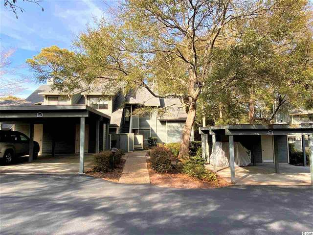 405 Abergele Way 9-E, Myrtle Beach, SC 29572 (MLS #2005496) :: James W. Smith Real Estate Co.