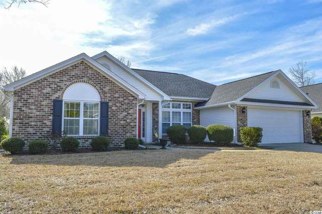 3848 Wilmonte Ct., Myrtle Beach, SC 29588 (MLS #2005517) :: Jerry Pinkas Real Estate Experts, Inc