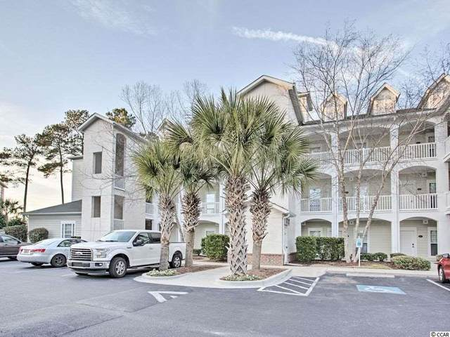 112 Cypress Point Ct. 101A, Myrtle Beach, SC 29579 (MLS #2005522) :: James W. Smith Real Estate Co.