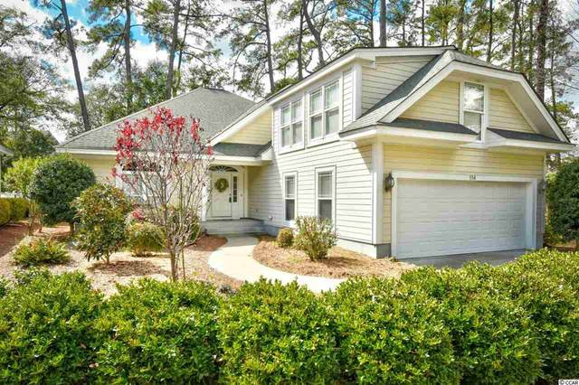 814 Morrall Dr., North Myrtle Beach, SC 29582 (MLS #2005543) :: James W. Smith Real Estate Co.