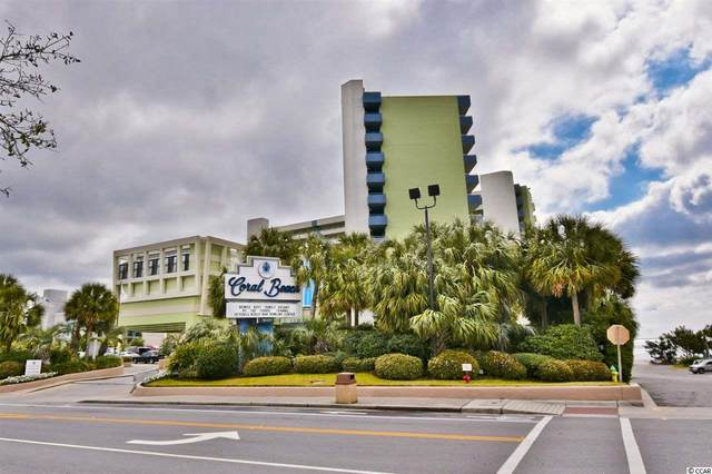 1105 S Ocean Blvd. #304, Myrtle Beach, SC 29577 (MLS #2005561) :: The Hoffman Group