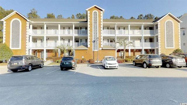 4834 Innisbrook Ct. #1105, Myrtle Beach, SC 29579 (MLS #2005566) :: James W. Smith Real Estate Co.