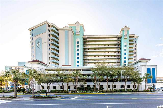 2311 S Ocean Blvd. #1025, Myrtle Beach, SC 29577 (MLS #2005597) :: The Litchfield Company
