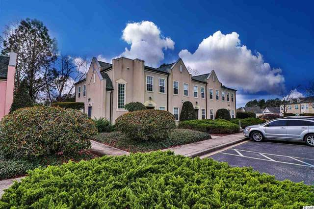 4542 Girvan Dr. D, Myrtle Beach, SC 29579 (MLS #2005601) :: James W. Smith Real Estate Co.