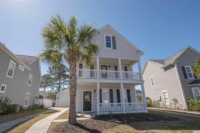 489 Emerson Dr., Myrtle Beach, SC 29579 (MLS #2005606) :: The Greg Sisson Team with RE/MAX First Choice