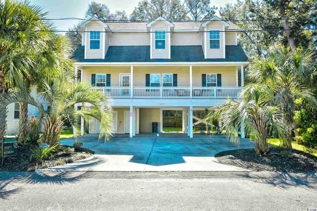 4507 Pinecrest St., North Myrtle Beach, SC 29582 (MLS #2005652) :: James W. Smith Real Estate Co.