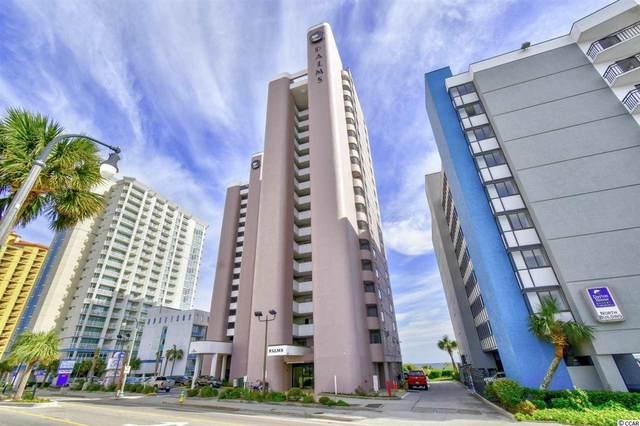 2500 N Ocean Blvd. #801, Myrtle Beach, SC 29577 (MLS #2005663) :: Duncan Group Properties
