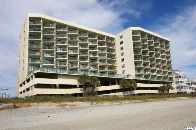 2500 N Ocean Blvd. #615, North Myrtle Beach, SC 29582 (MLS #2005668) :: Garden City Realty, Inc.