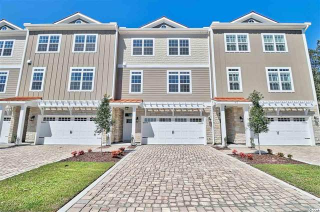 86 Oyster Bay Dr. #302, Murrells Inlet, SC 29576 (MLS #2005683) :: The Hoffman Group