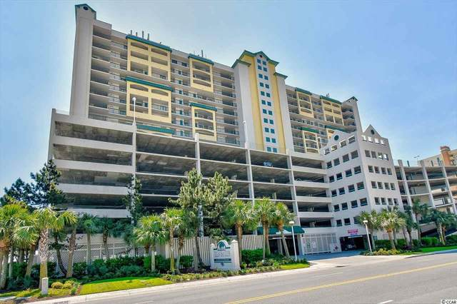 201 S Ocean Blvd. #404, North Myrtle Beach, SC 29582 (MLS #2005686) :: The Greg Sisson Team with RE/MAX First Choice