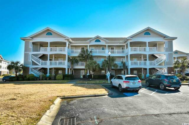 5801 Oyster Catcher Dr. #821, North Myrtle Beach, SC 29582 (MLS #2005692) :: The Litchfield Company