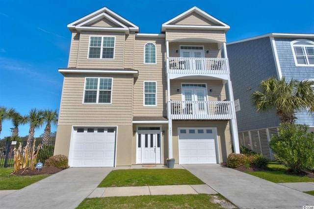 5405 Heritage Dr., Cherry Grove, SC 29582 (MLS #2005727) :: Garden City Realty, Inc.
