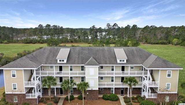 374 Wild Wing Blvd. 38-E, Conway, SC 29526 (MLS #2005772) :: James W. Smith Real Estate Co.