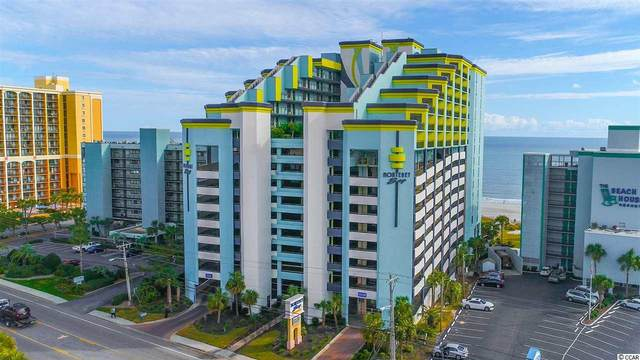 6804 N Ocean Blvd. #1205, Myrtle Beach, SC 29572 (MLS #2005816) :: Jerry Pinkas Real Estate Experts, Inc