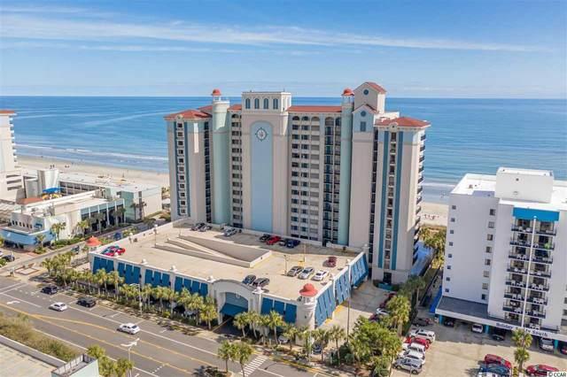 2311 S Ocean Blvd. #571, Myrtle Beach, SC 29577 (MLS #2005821) :: The Litchfield Company