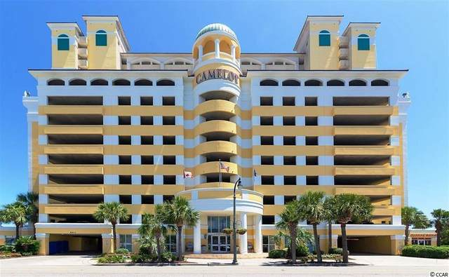 2000 N Ocean Blvd. Ph15, Myrtle Beach, SC 29577 (MLS #2005827) :: Garden City Realty, Inc.