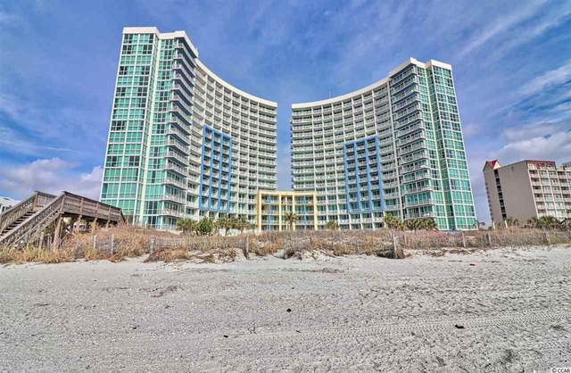 300 N Ocean Blvd. #324, North Myrtle Beach, SC 29582 (MLS #2005861) :: The Lachicotte Company