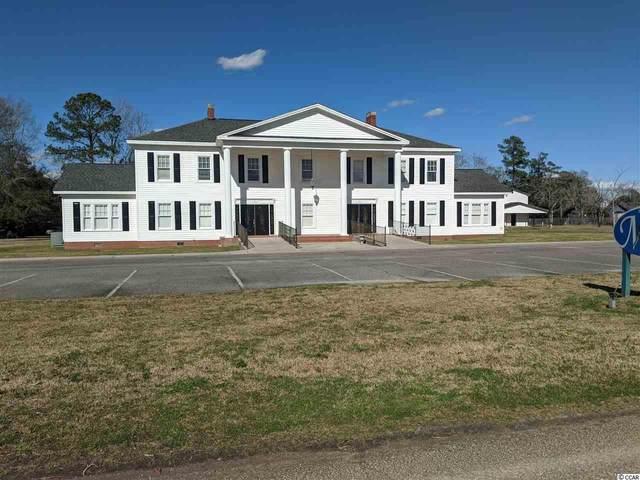 210 E George St., Hemingway, SC 29554 (MLS #2005871) :: James W. Smith Real Estate Co.