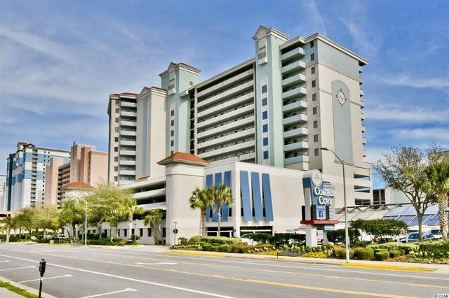 2301 S Ocean Blvd. #539, Myrtle Beach, SC 29577 (MLS #2005876) :: The Greg Sisson Team with RE/MAX First Choice