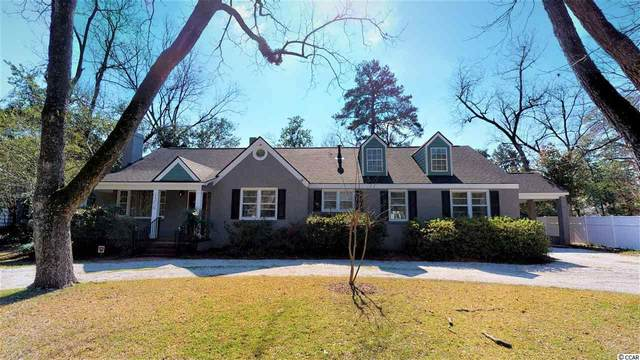 1306 Cherokee Rd., Florence, SC 29501 (MLS #2005901) :: The Litchfield Company