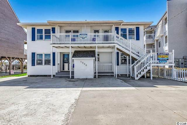 5006 N Ocean Blvd., North Myrtle Beach, SC 29582 (MLS #2005914) :: Grand Strand Homes & Land Realty