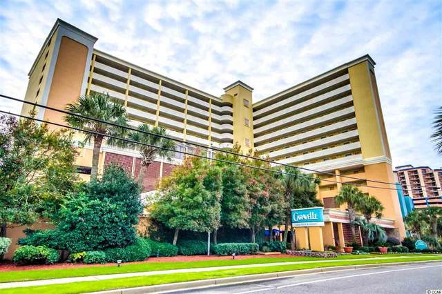 6900 N Ocean Blvd. #302, Myrtle Beach, SC 29572 (MLS #2005928) :: The Greg Sisson Team with RE/MAX First Choice