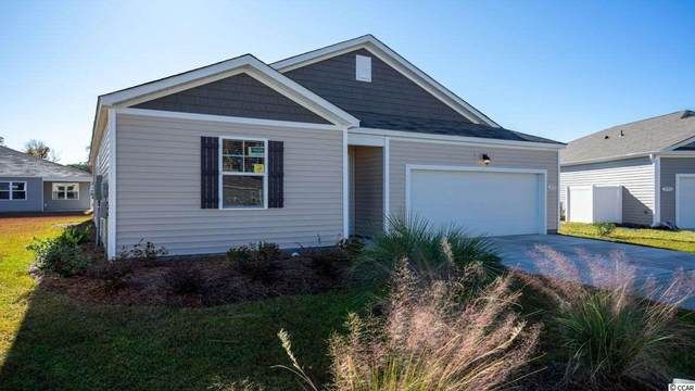2832 Ophelia Way, Myrtle Beach, SC 29577 (MLS #2005939) :: The Greg Sisson Team with RE/MAX First Choice