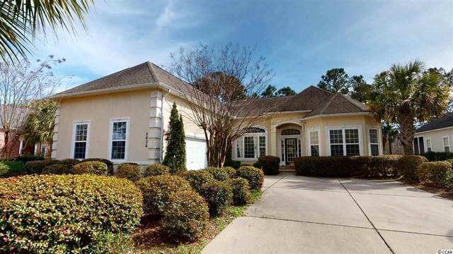 5604 Leatherleaf Dr., North Myrtle Beach, SC 29582 (MLS #2005953) :: The Litchfield Company