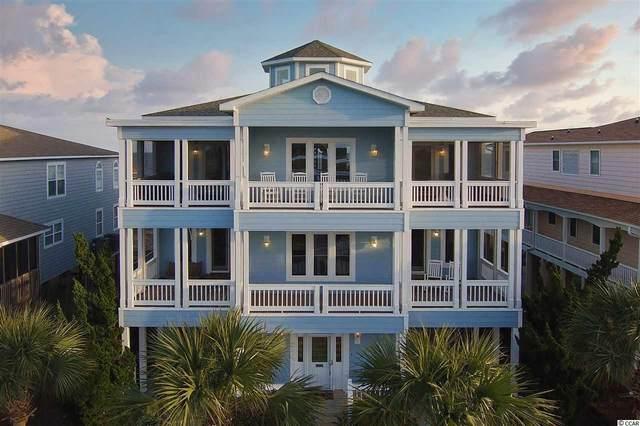 135 Ocean Isle West Blvd., Ocean Isle Beach, NC 28469 (MLS #2005990) :: James W. Smith Real Estate Co.