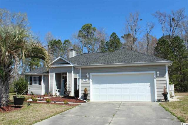 413 Oxner Ct., Myrtle Beach, SC 29579 (MLS #2006001) :: The Lachicotte Company