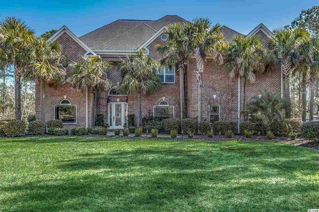 652 Redwolf Trail, Myrtle Beach, SC 29579 (MLS #2006005) :: Jerry Pinkas Real Estate Experts, Inc