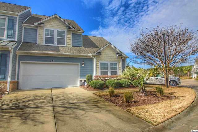 6244 Catalina Dr. #4104, North Myrtle Beach, SC 29582 (MLS #2006021) :: The Litchfield Company