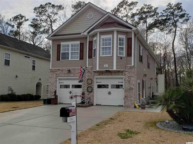1311 Painted Tree Ln., North Myrtle Beach, SC 29582 (MLS #2006032) :: The Trembley Group | Keller Williams