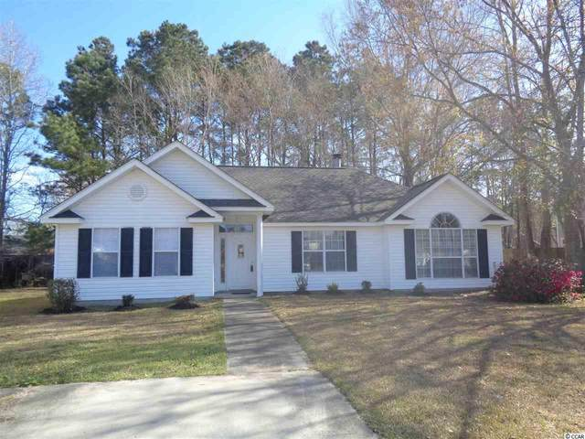 322 Rice Mill Dr., Myrtle Beach, SC 29588 (MLS #2006039) :: Jerry Pinkas Real Estate Experts, Inc