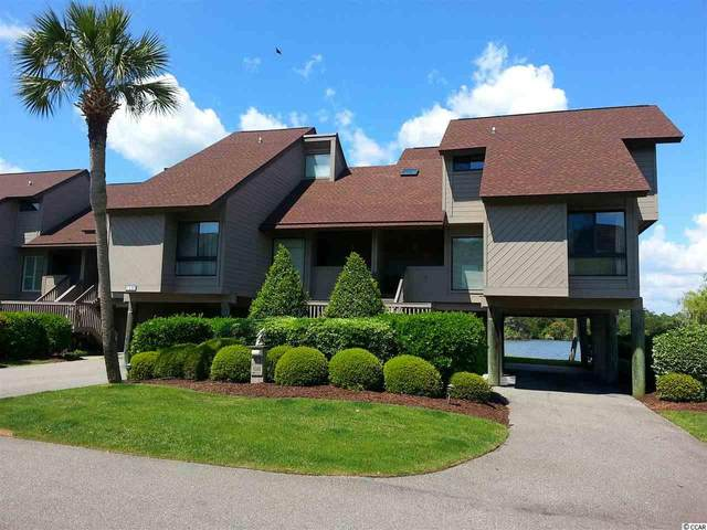 130 Heron Marsh Dr. #57, Pawleys Island, SC 29585 (MLS #2006100) :: The Litchfield Company