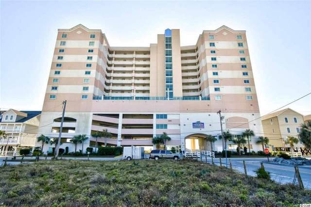 5700 N Ocean Blvd. #705, North Myrtle Beach, SC 29582 (MLS #2006154) :: The Litchfield Company