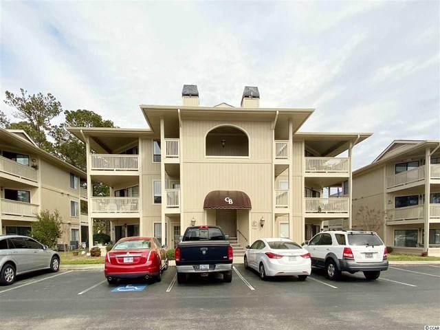 4206 Pinehurst Circle E5, Little River, SC 29566 (MLS #2006180) :: Garden City Realty, Inc.
