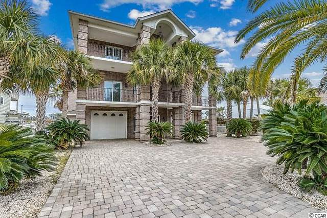 1329 Waterway Dr., North Myrtle Beach, SC 29582 (MLS #2006218) :: Jerry Pinkas Real Estate Experts, Inc