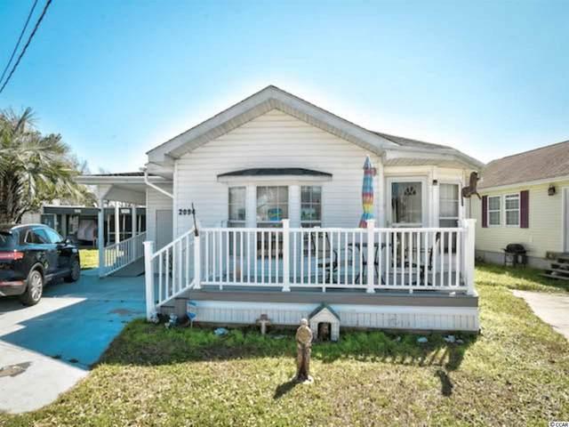 2094 Dipper, Surfside Beach, SC 29575 (MLS #2006225) :: Jerry Pinkas Real Estate Experts, Inc