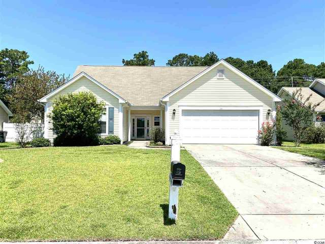 124 Zinnia Dr., Myrtle Beach, SC 29579 (MLS #2006290) :: Coldwell Banker Sea Coast Advantage
