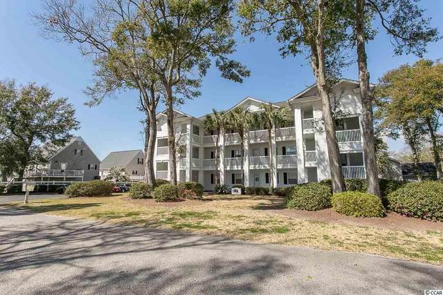 9550 Dunes Gable Dr. I, Myrtle Beach, SC 29572 (MLS #2006344) :: James W. Smith Real Estate Co.