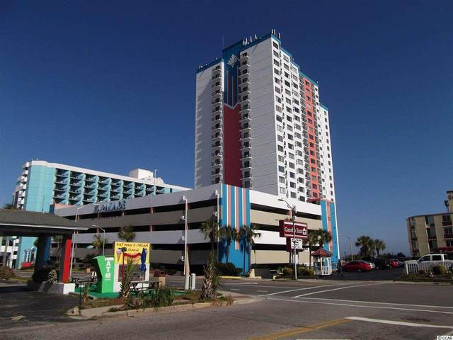 1605 South Ocean Blvd. #1113, Myrtle Beach, SC 29577 (MLS #2006403) :: James W. Smith Real Estate Co.