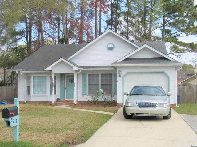 328 Rice Mill Dr., Myrtle Beach, SC 29588 (MLS #2006443) :: Jerry Pinkas Real Estate Experts, Inc
