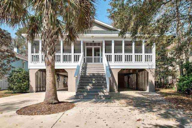 129 Windover Dr., Pawleys Island, SC 29585 (MLS #2006466) :: The Lachicotte Company