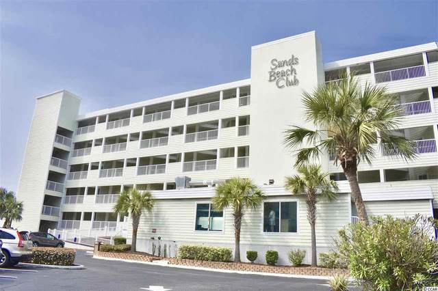 9400 Shore Dr. #411, Myrtle Beach, SC 29572 (MLS #2006474) :: Leonard, Call at Kingston